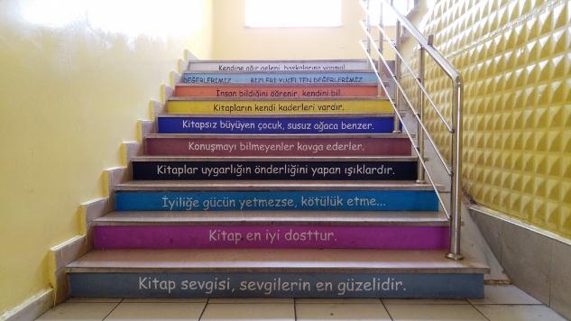 bilgi merdiveni, projesi