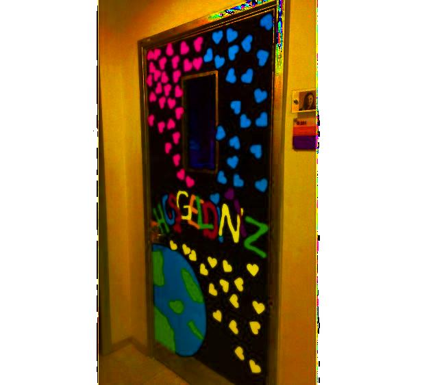 camlı sınıf kapıları, projesi