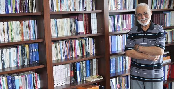 gönüllü kütüphaneci, sebahattin öztürk