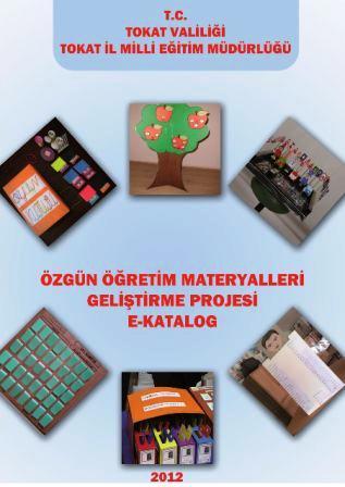 Özgün Öğretim Materyalleri Geliştirme Projesi, e-katalog ,pdf indir