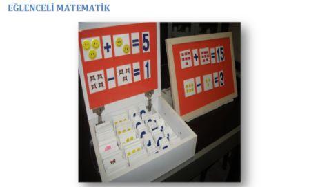 eğlenceli matematik, Özgün Öğretim Materyalleri Geliştirme Projesi