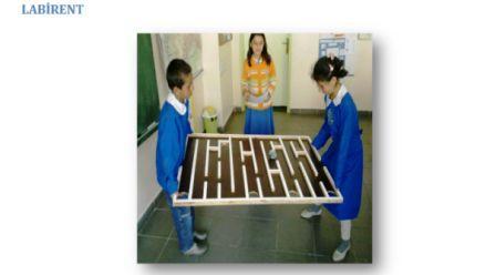 labirent, Özgün Öğretim Materyalleri Geliştirme Projesi