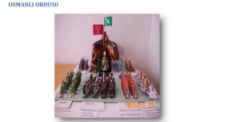 osmanlı ordusu, Özgün Öğretim Materyalleri Geliştirme Projesi