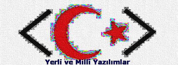 yerli ve milli yazılımlar, listesi