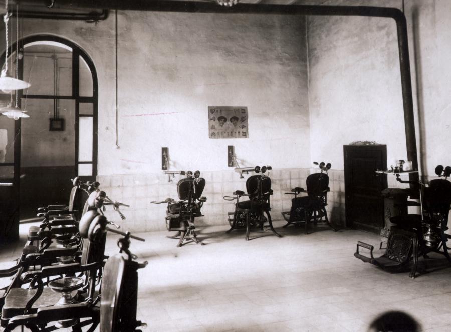 osmanlıda ilk dişçilik okulu