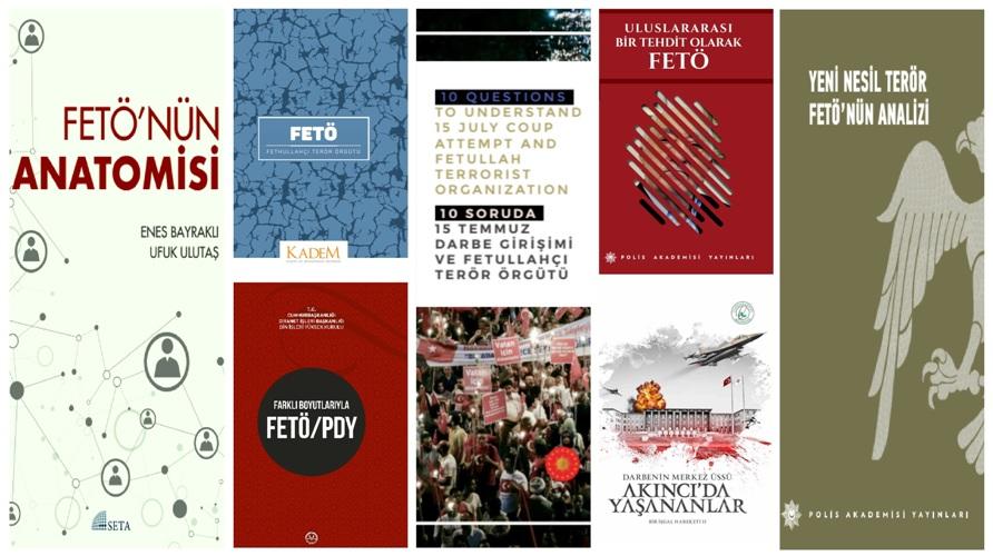 FETÖ Hakkında Ücretsiz PDF Kitaplar indir kolaj