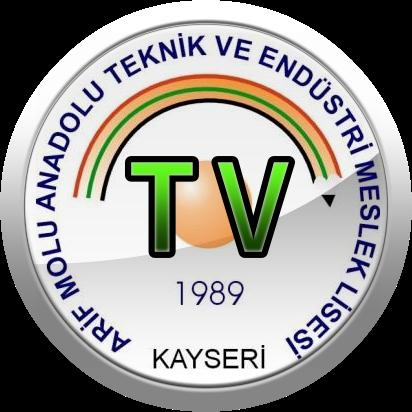 Arif Molu TV, okul televizyonu, projesi