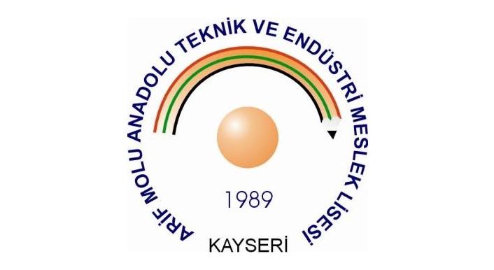arif molu mesleki teknik lisesi logosu, marşı
