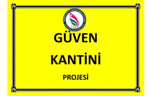 güven kantini projesi, güven kantini projesi, kantincisiz kantin projesi, Taceddin Veli Kız Anadolu İmam Hatip Lisesi, Kocasinan, Kayseri